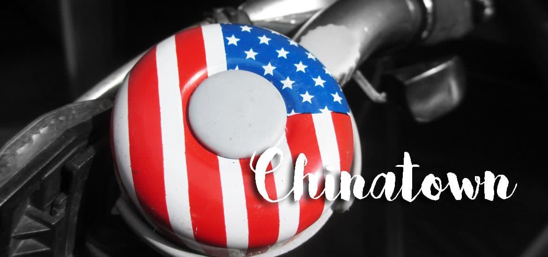 Um passeio para visitar CHINATOWN em Nova Iorque | EUA