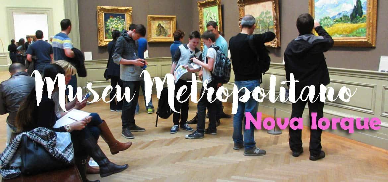 Visitar o MUSEU METROPOLITANO DE NOVA IORQUE - O esplendor da arte | EUA