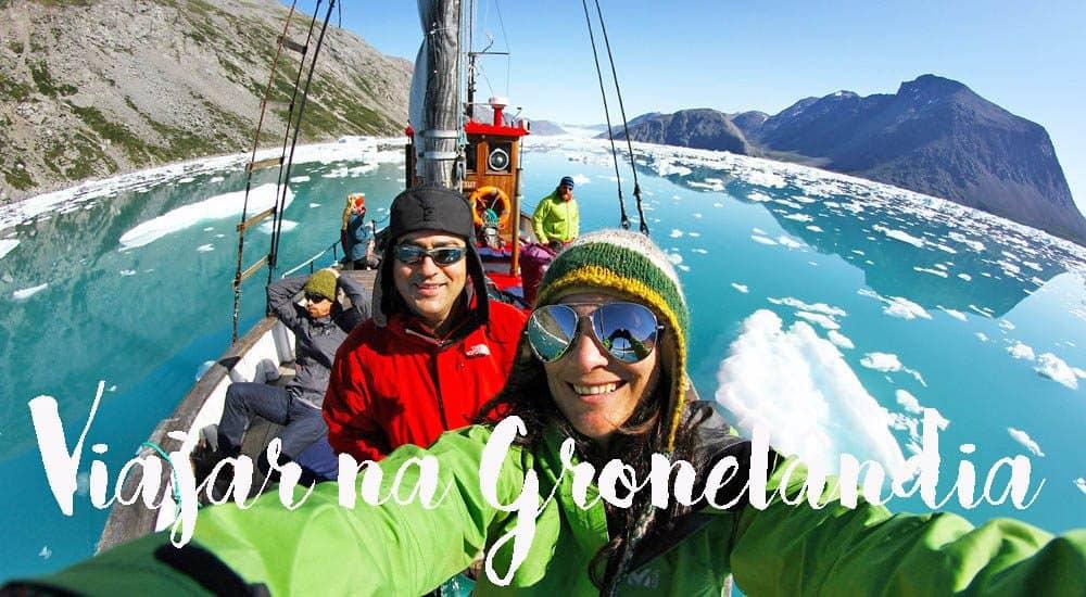 VIAJAR NA GRONELÂNDIA (Groenlândia) - Roteiro de Viagem
