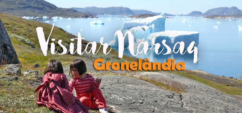 TREKKING NA GRONELÂNDIA - 6º dia: Silisit - Narsaq