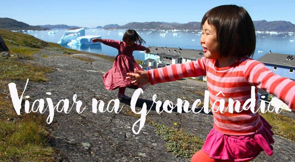 Exploração do Árctico - VIAJAR NA GRONELÂNDIA (vídeo) | Gronelândia