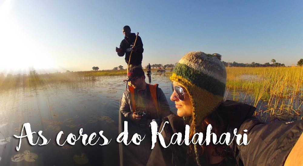 As CORES DO KALAHARI - O relato de uma aventura na África Austral | África (vídeo)