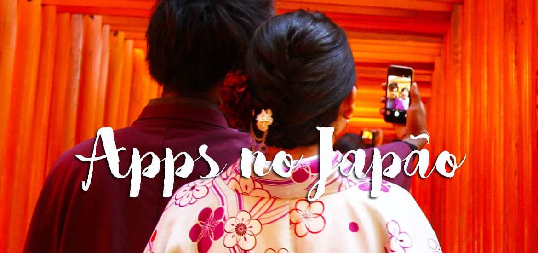 APPS PARA O JAPÃO   Apps obrigatórias para uma viagem ao Japão
