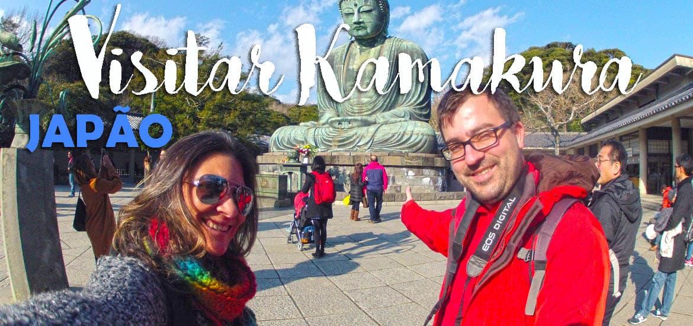 Visitar KAMAKURA - Roteiro para um dia em Kamakura | Japão