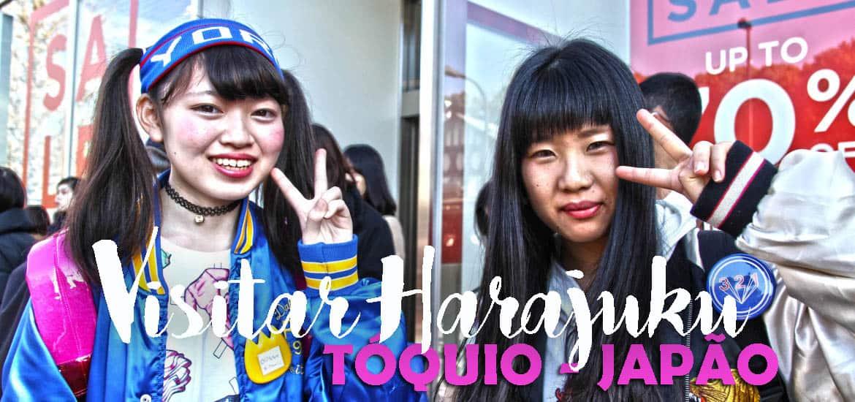 Visitar HARAJUKU, o bairro de mais típico de Tóquio | Japão