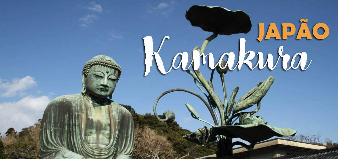 Visitar KAMAKURA, a antiga capital do Japão