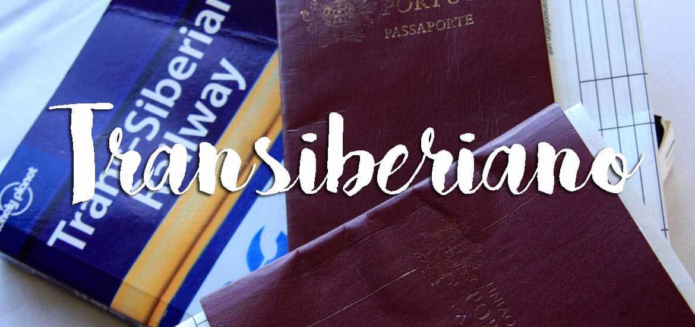 Como preparar um TRANSIBERIANO | Bilhetes de comboio, vistos, alojamentos, voos e pagarens