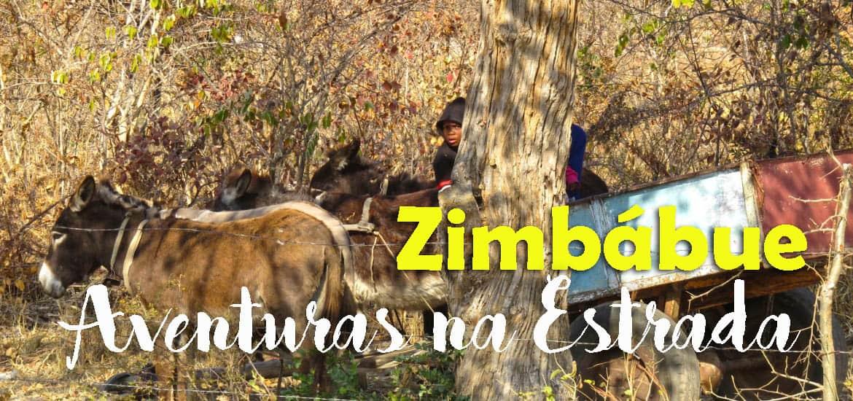TRANSPORTES NO ZIMBÁBUE - Aventuras nas estradas do Zimbábue (viajar em África de forma independente) | Zimbábue