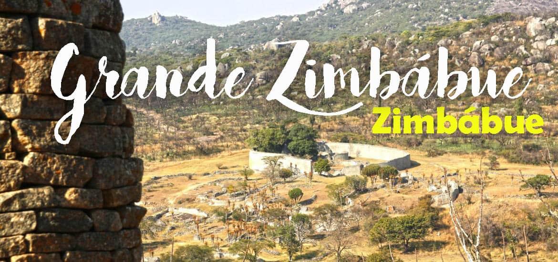Visitar o GRANDE ZIMBÁBUE - O reino esquecido africano | Zimbábue
