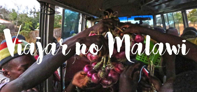 Aventuras nas ESTRADAS DO MALAWI, prepare-se para o que nunca viu... | VIAJAR NO MALAWI