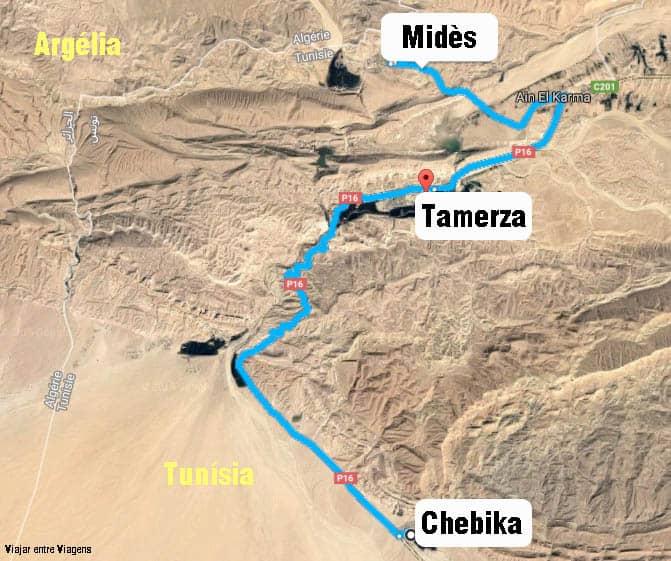 Visitar CHEBIKA, um oásis entre as montanhas e o deserto | Tunísia