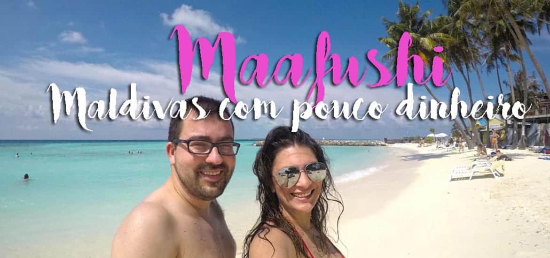MAAFUSHI, visitar as ilhas Maldivas com pouco dinheiro mas muita praia