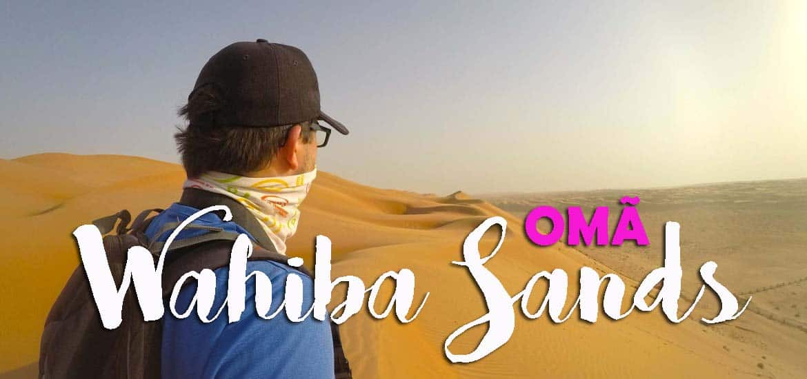 Visitar WAHIBA SANDS - Explorando as areias do deserto de Sharqiyah | Omã