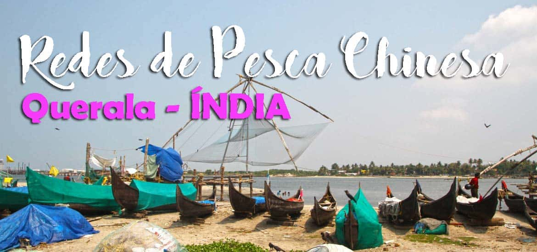 Os melhores lugares para ver as redes de pesca chinesas em QUERALA | Índia