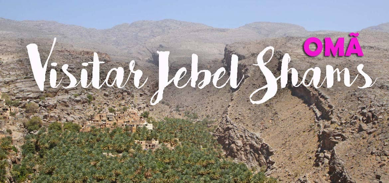 A encantadora aldeia de MISFAH, nas montanhas de Jebel Shams | Omã