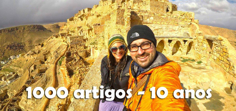 Viajar entre Viagens - O blogue e a sua história