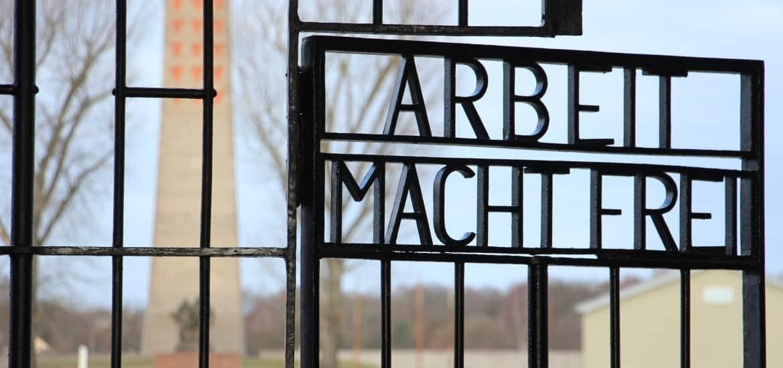Aprendendo História numa visita ao Campo de Concentração de SACHSENHAUSEN | Alemanha