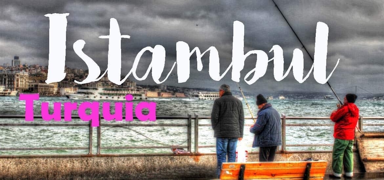 Istambul - Do Mar da Mármara ao Mar Negro atravessando o estreito do Bósforo | Turquia