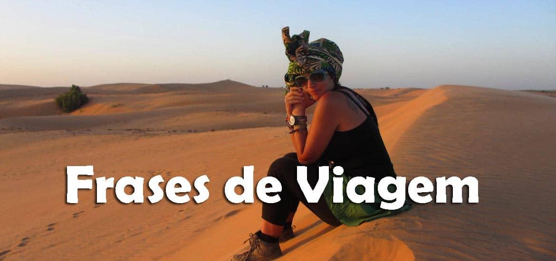 FRASES DE VIAGEM | As melhores citações sobre viagens para inspirar