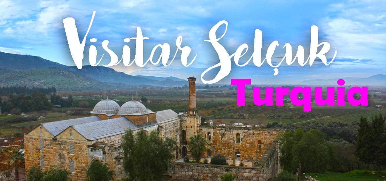 Visitar SELÇUK, em busca de uma das sete maravilhas do mundo antigo | Turquia