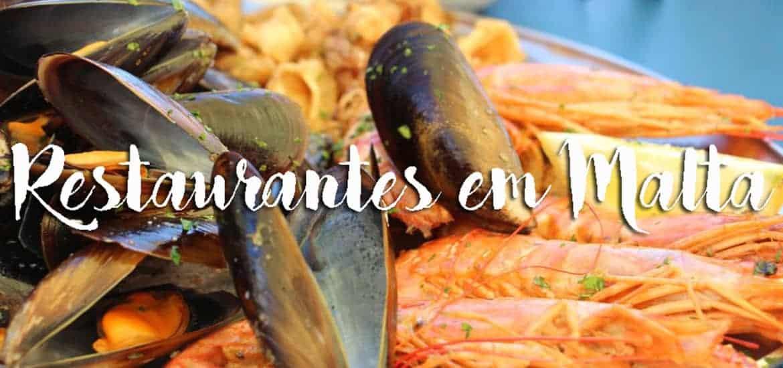 RESTAURANTES DE MALTA | A melhor comida e gastronomia maltesa