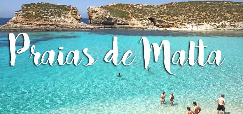 PRAIAS DE MALTA - As melhores praias, dicas e hotéis para cada uma