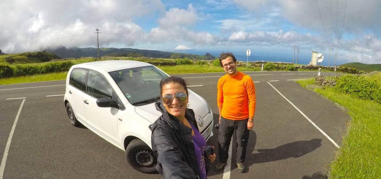 Crónicas da Ilha das Flores - Açores | Dia 1 - No meio do Atlântico!