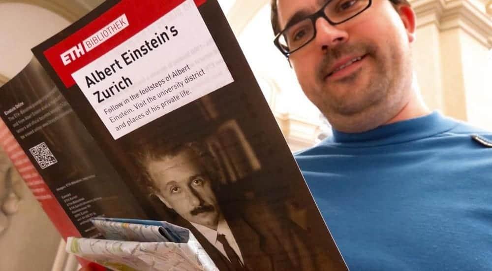 EINSTEIN - ZURIQUE - Seguindo os passos de Mileva e Einstein na Suíça