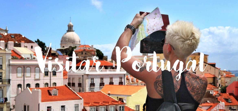 VIAJAR EM PORTUGAL - Venha explorar o melhor de PORTUGAL | Os lugares a visitar em Portugal