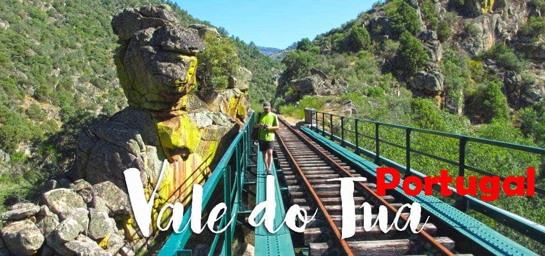 LINHA DO TUA | Percorrer a linha a pé (antes da construção da barragem)