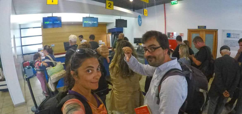 Crónicas da Ilha das Flores - Açores | Dia 5 - Presos na ilha!