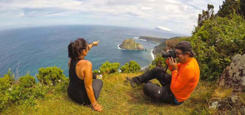 Crónicas da Ilha das Flores - Açores | Dia 3 - Trilhos da ilha das Flores