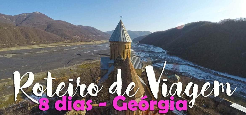 Roteiro e relato de VIAGEM NA GEÓRGIA e Abecásia (8 dias) | Geórgia