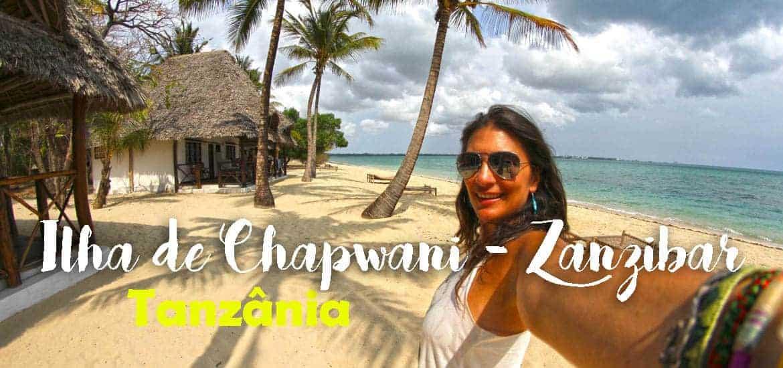 CHAPWANI, visitar as praias de uma ilha só para nós em Zanzibar