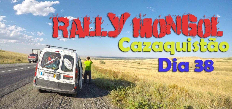 Dia 38 – A Burra atravessa os campos nucleares do Cazaquistão (em Semey) 🇰🇿 e chega à Rússia 🇷🇺 | Crónicas do Rally Mongol