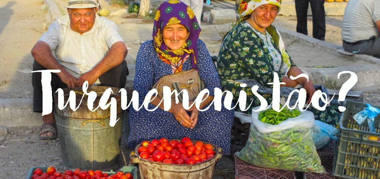 VIAJAR NO TURQUEMENISTÃO | O que há de especial no Turquemenistão?