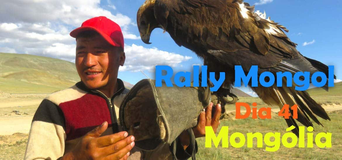 Dia 41 – As águias e montanhas do Altai, as estepes e a adrenalina das estradas da Mongólia 🇲🇳 | Crónicas do Rally Mongol