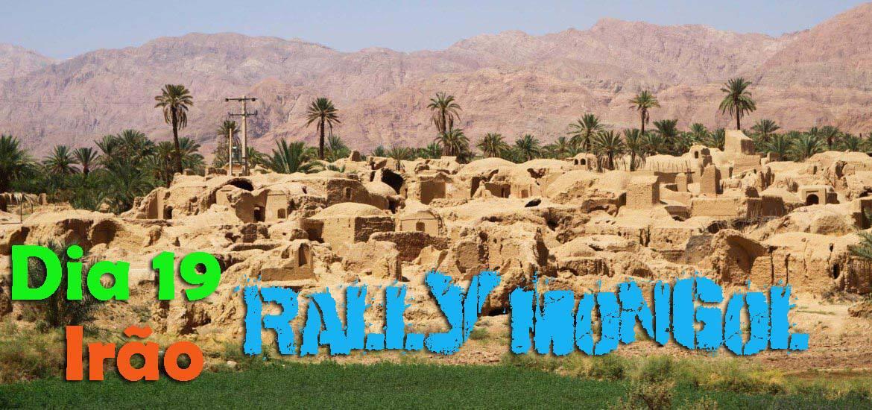 Dia 19 – Só os malucos cruzam o deserto do Irão 🇮🇷 durante 3 dias (e este foi apenas o primeiro) | Crónicas do Rally Mongol