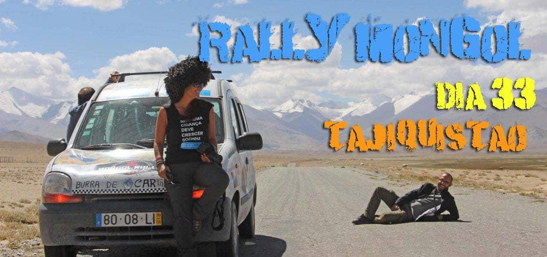 Dia 33 – Atravessando a cordilheira das Pamir, do Tajiquistão 🇹🇯 até Sary Mongol, no Quirguistão 🇰🇬 | Crónicas do Rally Mongol