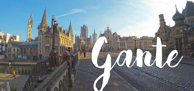 ROTEIRO para um dia em GANTE (GENT) (desde Bruxelas) | BÉLGICA