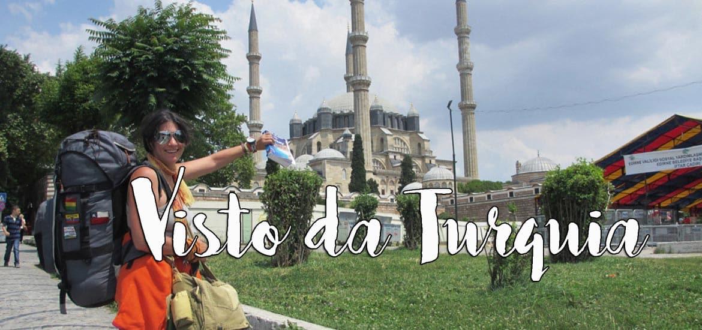 Como tirar o VISTO DA TURQUIA | Indicações, passo a passo, para obter o e-visa (visto electrónico)