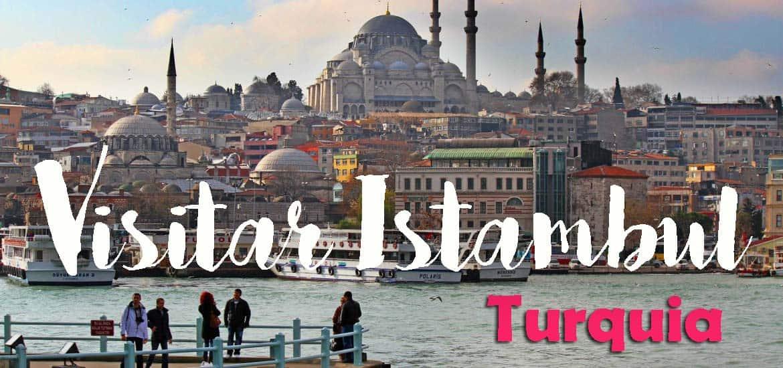 Roteiro para VISITAR ISTAMBUL em 4 dias (roteiro dia-à-dia) | Turquia