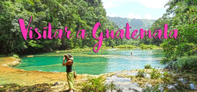 GUATEMALA - Lugares obrigatório a visitar quando viajar no país