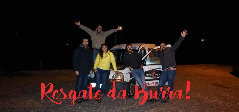 O Resgate da Burra e o fim do RALLY MONGOL | A Burrinha está de volta a Portugal