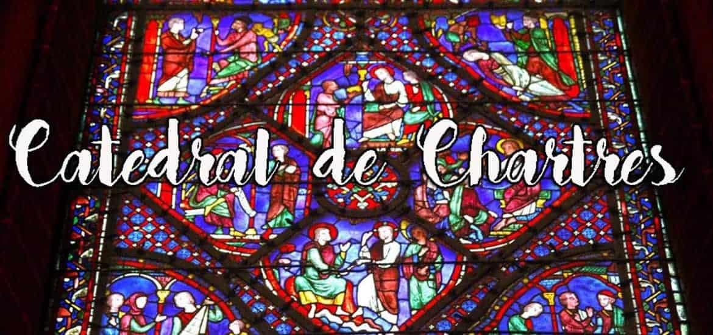 CHARTRES, visitar a catedral maior de França e da Europa (desde Paris)