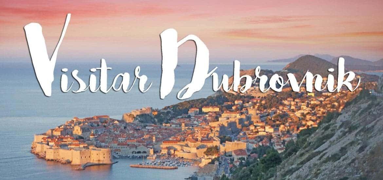 DUBROVNIK - CROÁCIA   O que visitar, ver e fazer na pérola do Adriático