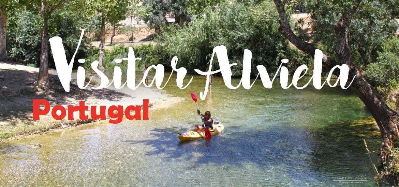 ALVIELA | Olhos d'água do Alviela, um fenómeno extraordinário