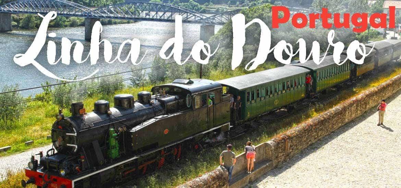 LINHA DO DOURO, os encantos de uma linha férrea centenária