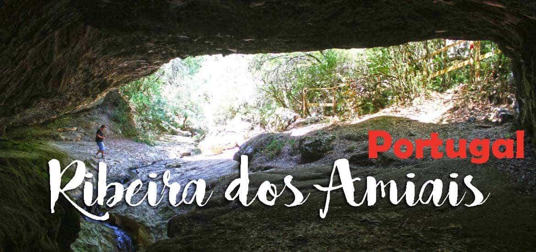 RIBEIRA DOS AMIAIS, um trilho pela perda e ressurgência do PNSAC