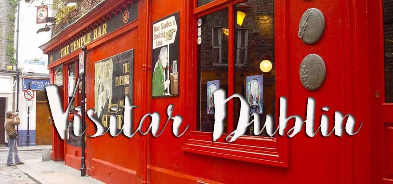 DUBLIN - Irlanda | O que ver e fazer num roteiro de lugares a visitar